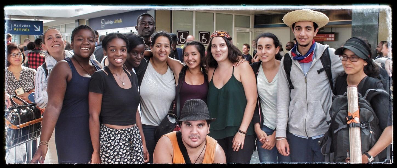 Retour d'Haïti le 22 août à Orly