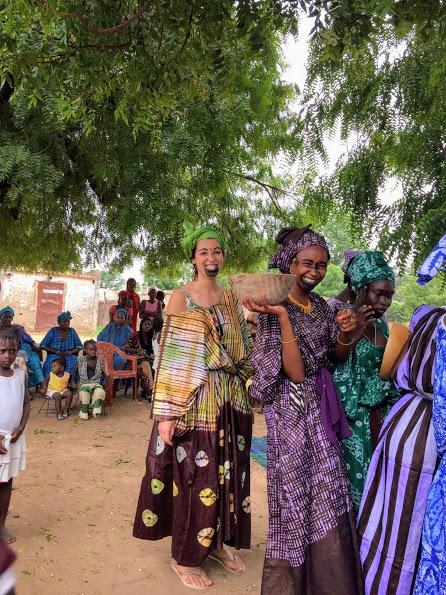 Marie au Sénégal