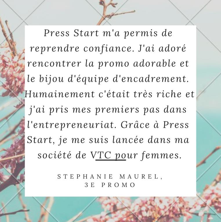 Stéphanie Maurel